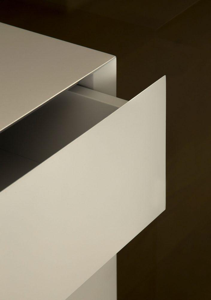 Shelves and kitchen unit
